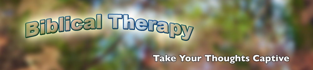 Biblical Therapy Home Page